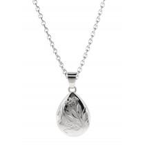 Silver Teardrop Poppy