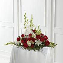 Crimson & White